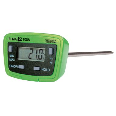 Elma 708 Termometer med insticksprovare
