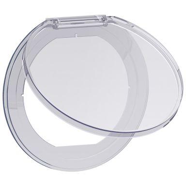 Schneider Unica Täcklock transparent