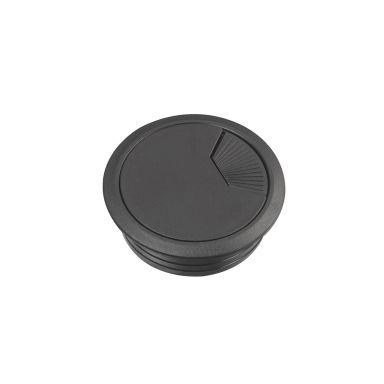 Schneider Unica Kabelgenomföring sluten, 60 mm