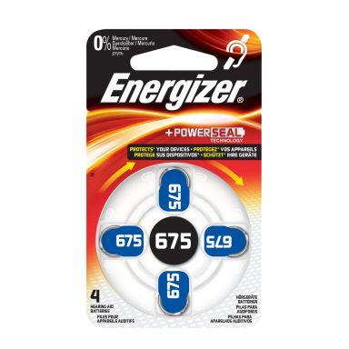 Energizer Zinc Air Hörapparatsbatteri 1,4 V
