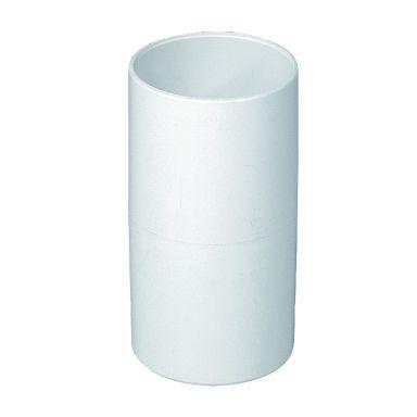 Purus 2911063 Övergångsmuff 40 mm, för limning av utloppsrör