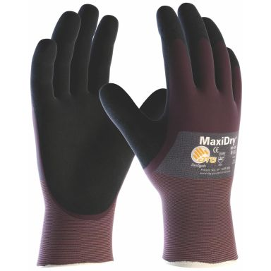 ATG MaxiDry 56-425 Montagehandske med ¾ doppning