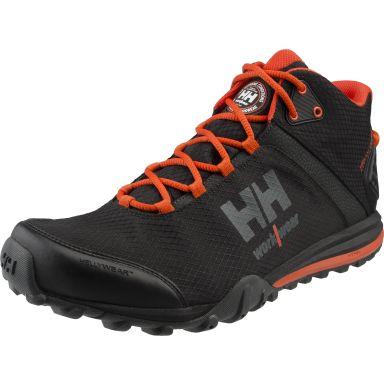 H/H Workwear Rabbora Yrkessko svart/orange