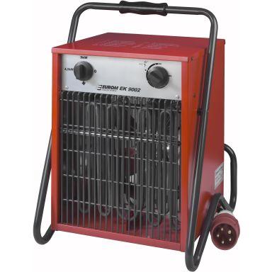 Eurom 332698 Värmefläkt 9 kW, 400 V