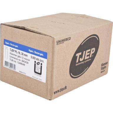 TJEP 840438 Klammer PL-16 FZB, 38mm, 9900-pack