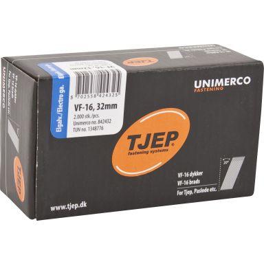 TJEP 842432 Dyckert VF16 FZB, 20°, 2000-pack