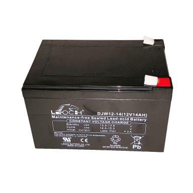 Leoch DJW12-7,2 Blybatteri
