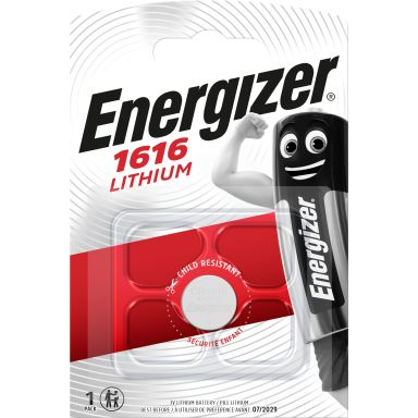 Energizer 1616 Knappcellsbatteri litium, 3 V