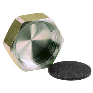 Ezze 3006105032 Kansi metalli ja tiiviste, sisäkierre