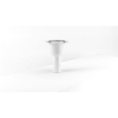 Purus Brage Golvbrunn bottenutlopp, 150 mm