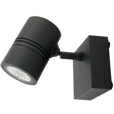Vinga Ljus Funkis Nova Väggarmatur 8 W, 3000 K, svart