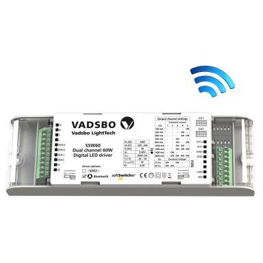Vadsbo SSW60WCM LED-styrdon