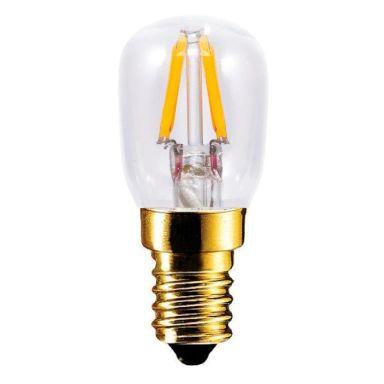 NASC Päron LED-lampa 1,7 W, 2200 K, dimbar