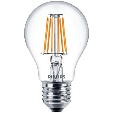 Philips Classic LED Filament LED-lampa 806 lm, normalform