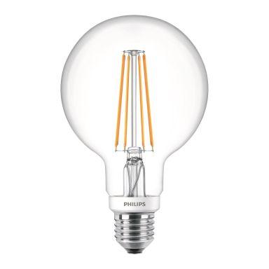 Philips Classic LED Filament LED-lampa 8 W, globform