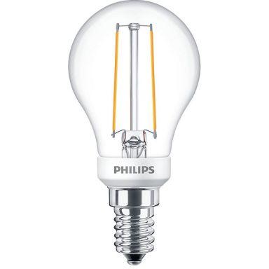 Philips Classic LED Filament LED-lampa 2,7 W, klotform