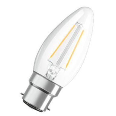 Osram PARATHOM Retrofit CLASSIC B LED-lampa klar