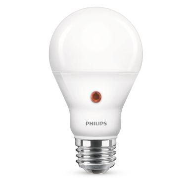 Philips Sensor LED-lampa 7,5 W, E27-sockel