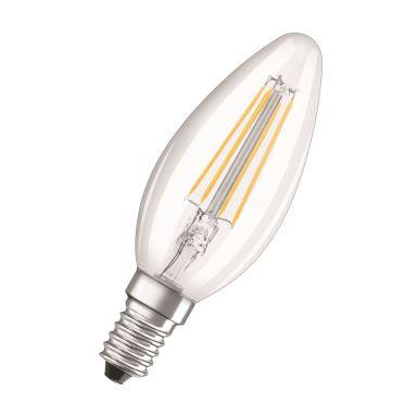 Osram PARATHOM Retrofit CLASSIC B DIM LED-lampa 2700K, 4,5W, E14