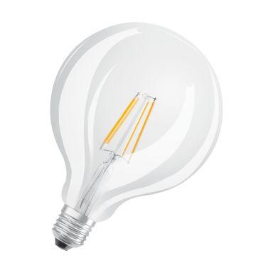 Osram PARATHOM Retrofit CLASSIC GLOBE LED-lampa klar, 2700K, E27