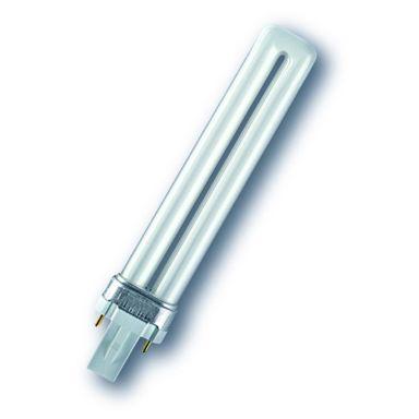 Radium Ralux Kompaktlysrör 2-stav, 2-pin, G23, 3000K