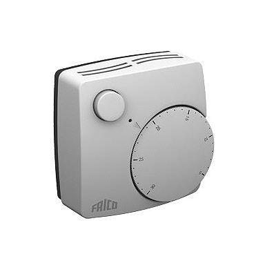 Frico TKS16 Termostat 16A, 2-polig brytare