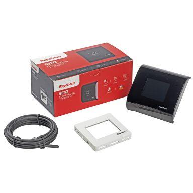 RAYCHEM R-SENZ Golvvärmetermostat digital, med touchskärm