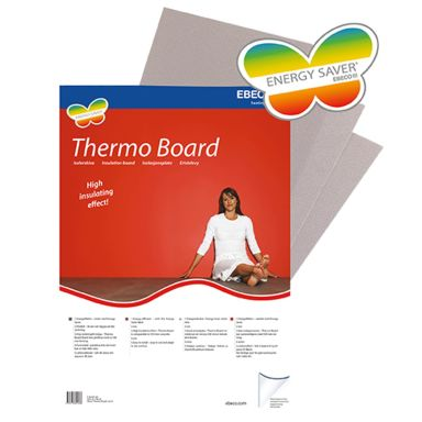Ebeco Thermo Board Isolerskiva 5-pack
