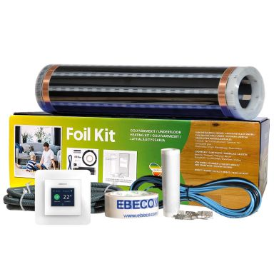 Ebeco Foil Kit Golvvärmeset 43 cm