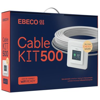 Ebeco Cable Kit 500 Golvvärmeset