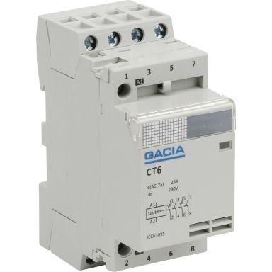 Gacia 4032165002 Kontaktor för normcentraler
