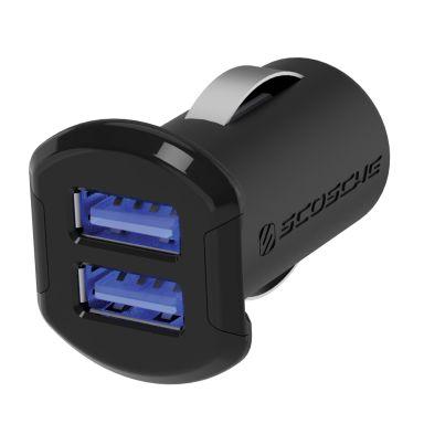 Scosche Revolt Ciggplugg 2 x 2,4 mAh, USB-A