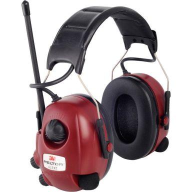 3M Peltor Alert Hörselskydd med hjässbygel
