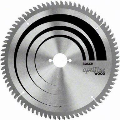 Bosch 2608640441 Optiline Wood Sågklinga 60T