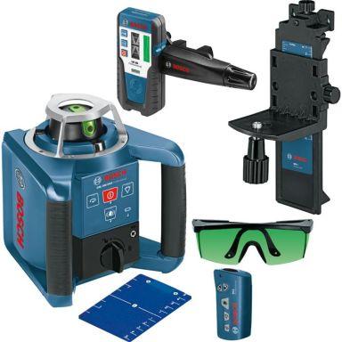 Bosch GRL 300 HVG Rotasjonslaser med lasermottaker