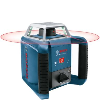 Bosch GRL 400 H Rotationslaser