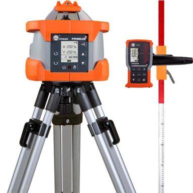 Nedo Primus2 HVA2N Pyörivä laser, paketti