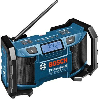 Bosch GML SoundBoxx Radio utan batterier och laddare