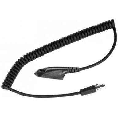 3M Peltor FL6U-63 FLEX-kabel til Motorola Mototrbo bærbare enheter
