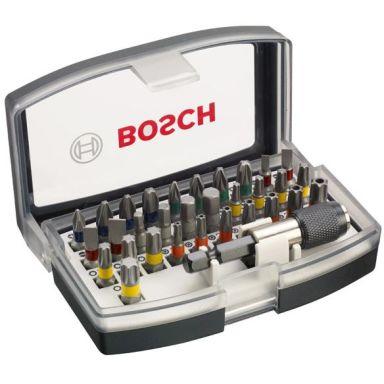 Bosch 2607017319 Ruuvikärkisarja 32 osaa
