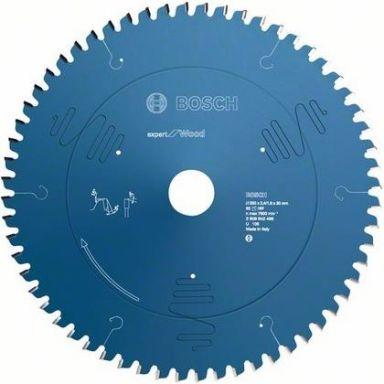 Bosch 2608642496 Expert for Wood Sagklinge 48T