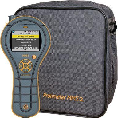 Protimeter MMS2 Fuktmätare med mjuk väska