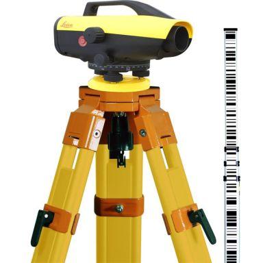 Leica Sprinter 250M Nivelleringsinstrument Startklar pakke digitalt