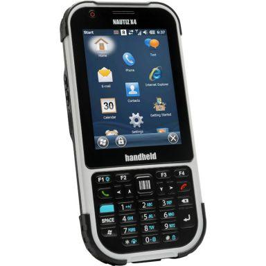 Handheld Nautiz X4 Slagfast hånddatamaskin med 1D-skanner