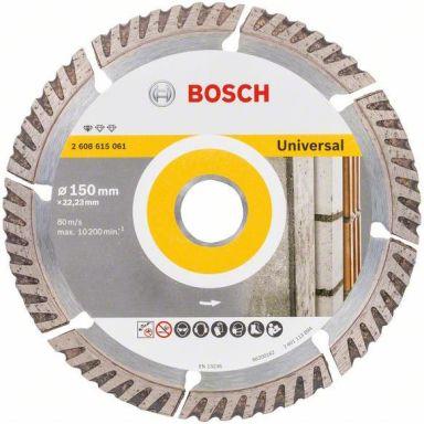 Bosch Standard for Universal Diamantkapskiva