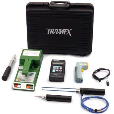 Tramex RIK5.1 Fuktmätarkit nr 8 - För tak
