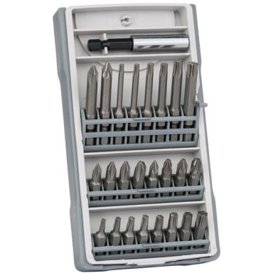 Bosch 2607017037 Ruuvauskärkisarja 25 osaa
