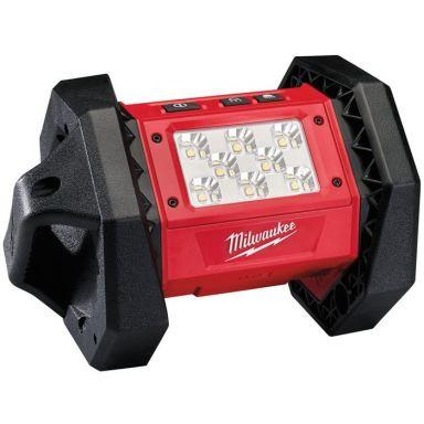 Milwaukee M18 AL-0 Arbetslampa utan batterier och laddare