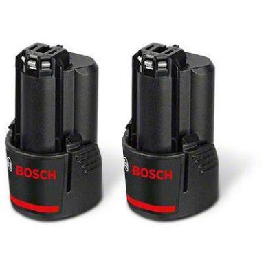 Bosch 12V Li-Ion-batteri 2 stk. 3,0 Ah Li-Ion