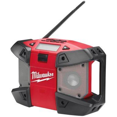 Milwaukee C12 JSR-0 Radio
